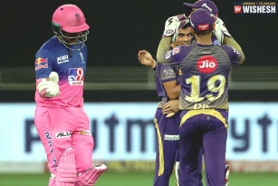 IPL 2020: Kolkata Knight Riders Shock Rajasthan Royals