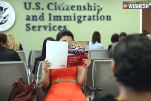 Immigrants Running for to Apply US Citizenship
