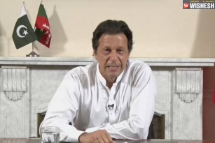 Imran Khan Wishes Kashmir Issue To Be Resolved