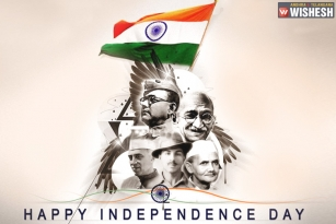 Happy Independence Day Speech for Students, Teachers in Hindi, Telugu, Tamil