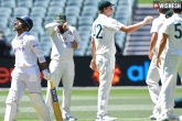 India Vs Australia records, India, first test a disastrous performance by indian batsmen keeps them at a spot, Australia