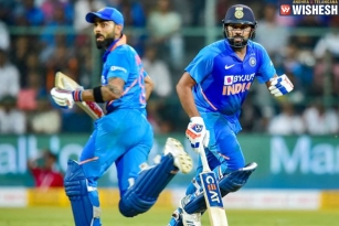 Rohit Sharma and Virat Kohli Slam Australia For a Series Win