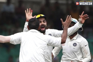 197 run win against New Zealand in Kanpur test