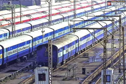 Indian Railways Continues Suspension On Passenger Trains