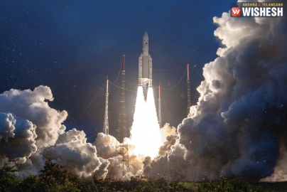 Isro's GSAT-30 Satellite Successfully Launched