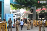 High Alert, Security Beefed up, jayalalithaa in hospital tamil nadu put on high alert, Hospitalized