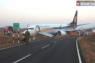 Jet Airways Flight Skids off the Runway in Goa, 15 Passengers Injured