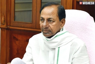 KCR Returns Back To Pragathi Bhavan