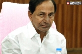 KCR, KCR, after facing the heat kcr quits land acquisition for helipad, Ipad