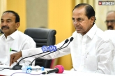 KCR's Promise For Telangana Farmers In Coronavirus Time
