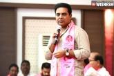 KTR next CM, Telangana politics, ktr to take the chief minister s chair from 2020, Telangana