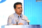 KTR slams Centre over the Railway Coach Factory for Telangana