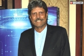 Kapil Dev Undergoes Angioplasty after he Suffers a Heart Attack
