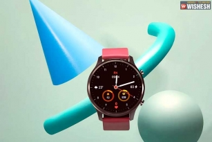 MI Watch Revolve Launched in India
