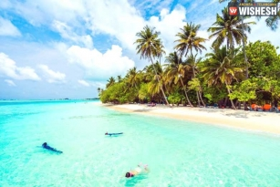Maldives happened to be the favorite destination during the pandemic