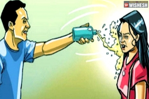 Man Pours Acid On Wife's Genitals
