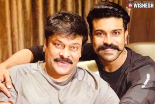 Megastar Responds About Ram Charan's Role In Acharya