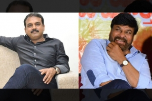 Megastar puzzled about his Female Lead