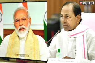 Narendra Modi Responds To KCR's Request