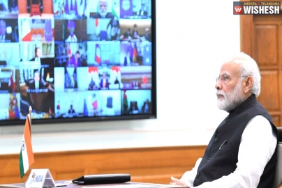 Narendra Modi To Hold A Video Conference With Chief Ministers