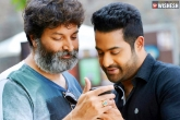 NTR And Trivikram Film Announced