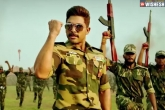 Na Peru Surya news, Allu Arjun, na peru surya to release in seven languages, Language