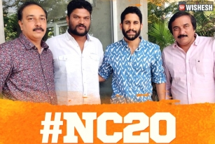 Naga Chaitanya's 20th Film Announced
