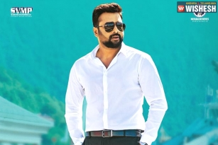 Nara Rohit Surprises in a Lean Look