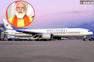 Narendra Modi to get the First VVIP Aircraft 'Air India One'