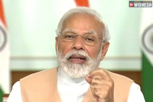 Narendra Modi Appreciates The Efforts Of Nurses During Coronavirus Time