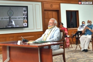 Narendra Modi Hints Of Extending Lockdown