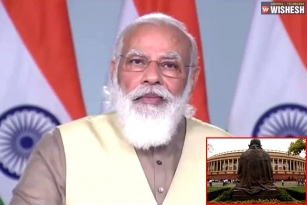Narendra Modi to Lay a Foundation for the New Parliament Building