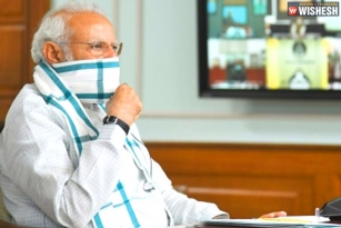 Narendra Modi To Address The Nation At 8 PM
