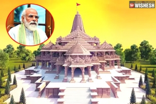 Historic Day: Narendra Modi to Lay First Brick for Ram Mandir in Ayodhya