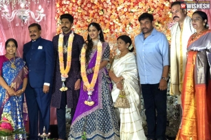 Niharika Konidela Gets Engaged