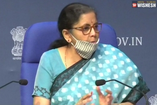 Nirmala Sitharaman Announces About The Relief Through 20 Lakh Economic Package