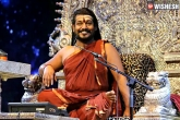 Nithyananda Sets Up His Nation: Names it Kailaasa