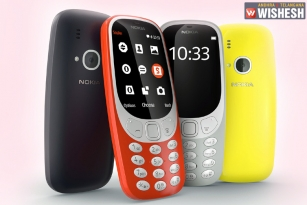 HMD Global Unveils Revamp Version Of Nokia 3310