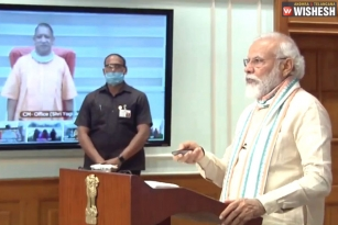 PM Modi Launches Atma Nirbhar UP Rojgar Abhiyan To Benefit Migrants