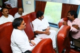 Pawan Kalyan latest, Pawan Kalyan, pawan kalyan s train tour part 2 highlights, Yatra