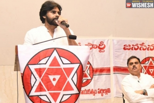 Pawan Kalyan's Satire on YS Jagan