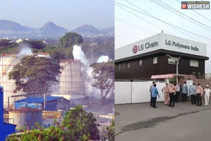 Thousands Fall Sick After A Poisonous Gas Leak In Vizag