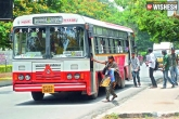 Traffic diversion, Traffic diversion, rtc buses to charge extra for traffic diversion, Ganesh immersion