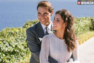 Rafael Nadal Ties Knot in Spain