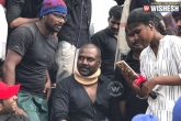 Raghava Lawrence, neck pain, choreographer and actor raghava lawrence hospitalized, Hospitalized