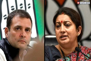 Tough battle in Amethi: Rahul Gandhi Vs Smriti Irani