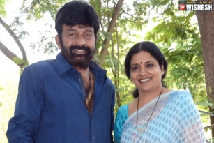 Rajasekhar And Jeevitha Joining TDP