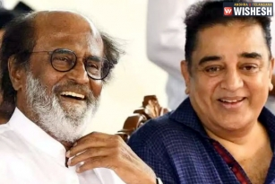 Big Speculation: Rajinikanth and Kamal to Join Hands Politically