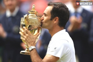 Roger Federer Admits That He Never Thought To Be A Wimbledon Champion