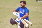 Rohit Sharma latest news, Rohit Sharma Team India, rohit sharma clears the fitness test all set to join the australian tour, Australia